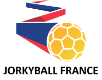logo de la federation francaise de jorkyball